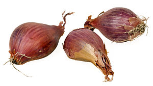 Shallot - Whole French red shallots
