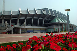 Shandong Provincial Sports Centre Stadium in Jinan.jpg