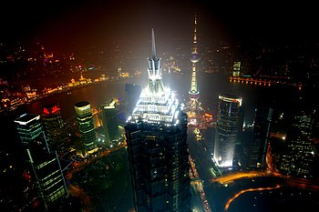 Jin Mao Tower Wikipedia