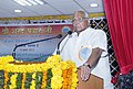 Sharad Pawar addressing at the inauguration of the new facilities (Main Academic Block, Boy's Hostel, International Guest House and Residence) of Central Institute of Fisheries Education, in Mumbai on July 06, 2012.jpg