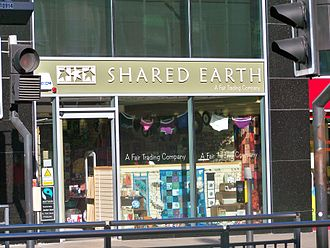 Fairtrade certification - Shared Earth, a Fairtrade shop in Leeds, West Yorkshire