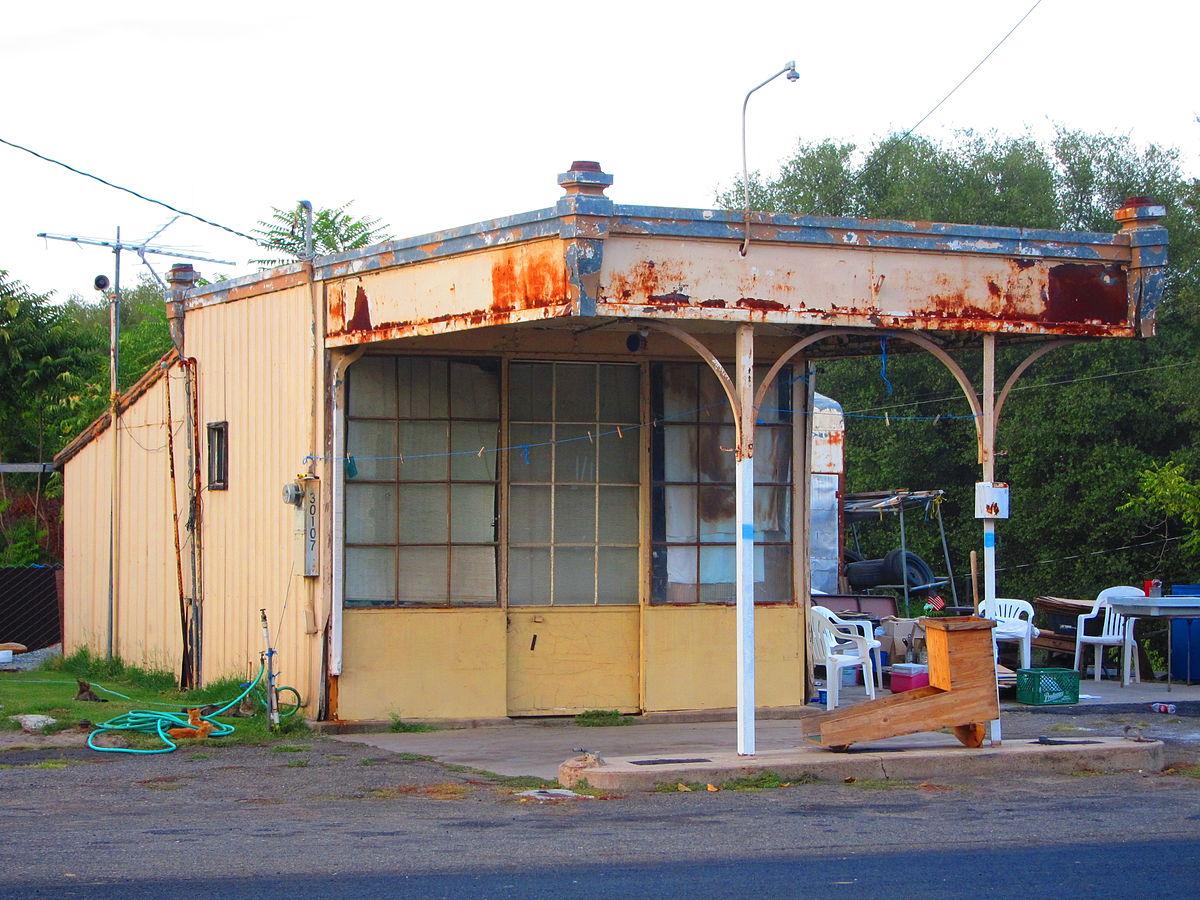 Shell Gas Station - Wikipedia