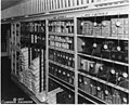 Shelves in a Piggly Wiggly self-service grocery store in or near Memphis, Tennessee LCCN2006679267.jpg