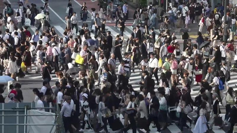 File:Shibuya Crossing, Tokyo, Japan (video).webm
