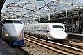 Shinkansen 100 & 700 (8086215079).jpg