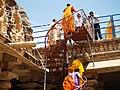 Shravanbelgola Gomateshvara stairs.jpg