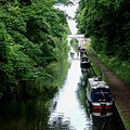 Shropshire Union Canal at Brewood, Staffordshire - geograph.org.uk - 1372950.jpg