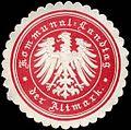 Siegelmarke Kommunal - Landtag der Altmark W0232588.jpg