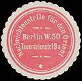 Siegelmarke Nachrichtenstelle für den Orient W0379008.jpg