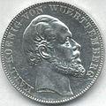 Siegestaler Wurttemberg obverse 1871.jpg