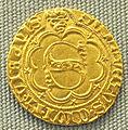 Siena, sanese d'oro di giangaleazzo visconti, 1390-1404.JPG