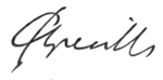 Signature of Charles Greville.png