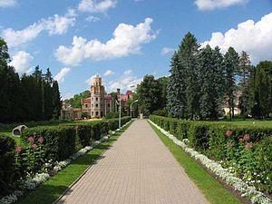 Sigulda Castle - Image: Sigulda Castle front