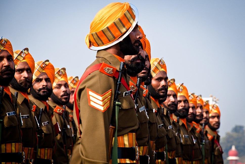 Sikh Light Infantry