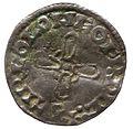 Silver penny of Harold I (YORYM 2000 683) reverse.jpg