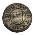 Silvermynt präglat i Visby, cirka 1400-1450 - Skoklosters slott - 108658.tif