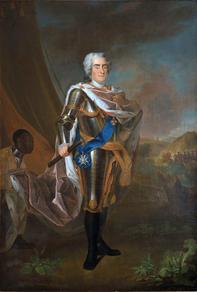 Ritratto di Louis de Silvestre