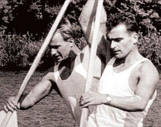 Dumitru Alexe Romanian canoeist