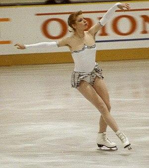 Simone Koch - Simone Koch-Schnabel at the 1992 German Championships in Unna