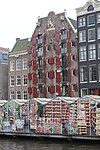 singel 516-518, amsterdam