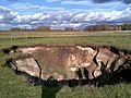 Sinkhole (lv, kritene) near Biržai, just close to highway - panoramio.jpg