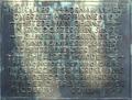 Sint-Coleta gedenkplaat Goudstraat Gent.png