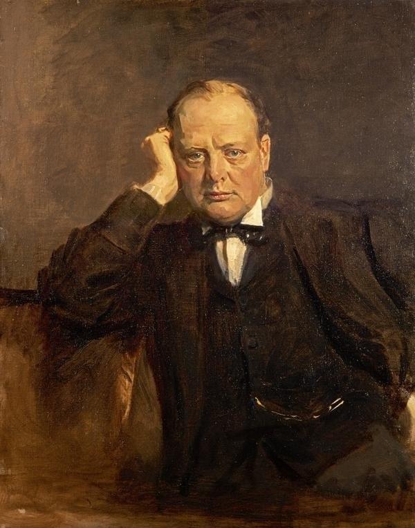Sir Winston Churchill (statesman)