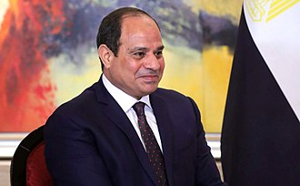 President of Egypt - Image: Sisi in Xiamen