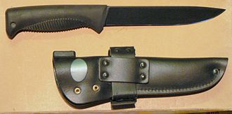 """Puukko - Modern """"Sissipuukko"""" (Ranger Puukko) intended for military use"""