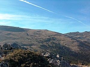 Skoparnik - Skoparnik Peak from Golyam Kupen Peak.
