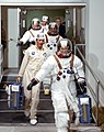 Skylab 4 crew walk out on launch day.jpg
