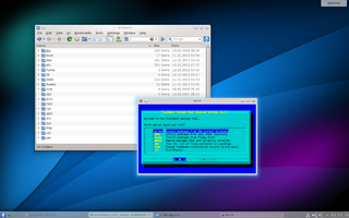 Slackware Linux distribution