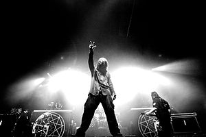 Slipknot live in Toronto, Canada, January 9, 2005