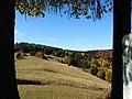 Slnečné pasienky na konci jesene - panoramio.jpg