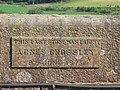 Smardale Viaduct Commemorative Stone. - geograph.org.uk - 1467450.jpg