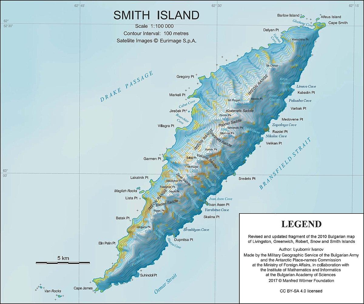 Smith Island (South Shetland Islands)