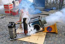 Fog machine - Wikipedia