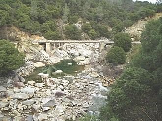 Yuba River - Image: So Fork Yuba