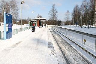 Sognsvann Line