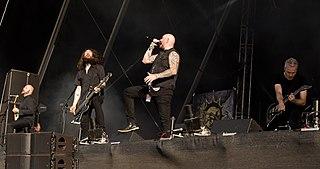 Soilwork Swedish death metal band