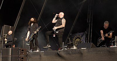 Picture of a band or musician: Soilwork
