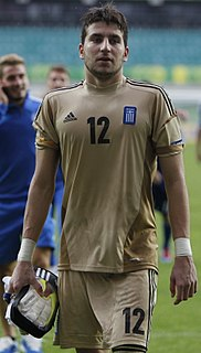 Sokratis Dioudis Greek association football player