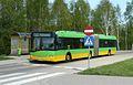 Solaris 1891 MPK Poznan in Czerwonak Cmentarz loop.JPG