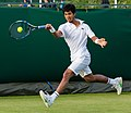 Somdev Devvarman 8, 2015 Wimbledon Qualifying - Diliff.jpg