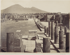 Sommer, Giorgio (1834-1914) - n. 1202 - Foro civile (Pompei).png