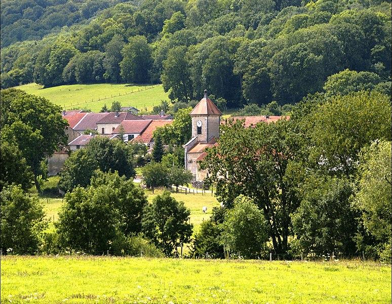 Sommerécourt (Haute-Marne)