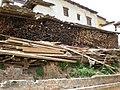 Songzanlin Monastery firewood.JPG