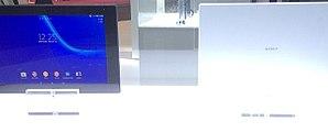 Sony Xperia Z2 tablet - Image: Sony Xperia Z2 Tablet