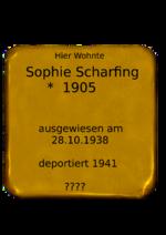 Sophie Scharfing