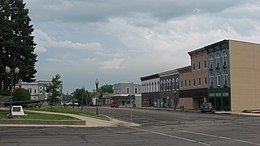 Southern side of courthouse square in Sullivan.jpg